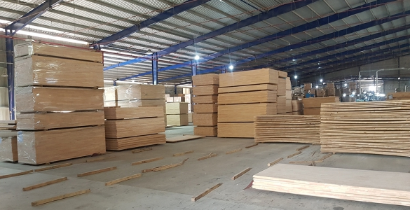 Xưởng 3 gỗ Phúc Thịnh Bình Phước