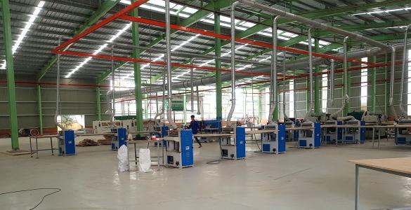 Xưởng 1 gỗ Phúc Thịnh Bình Phước
